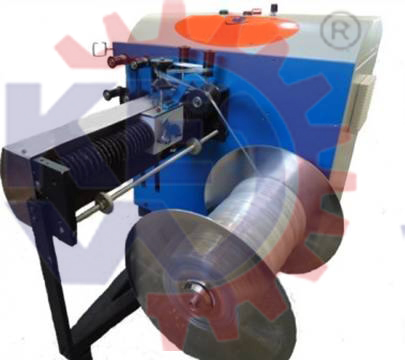 Trim Rewinder Machine