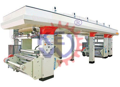 High Speed Coating Machine