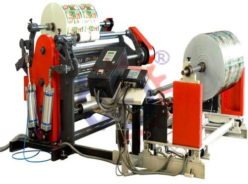 Slitting Rewinding Machine